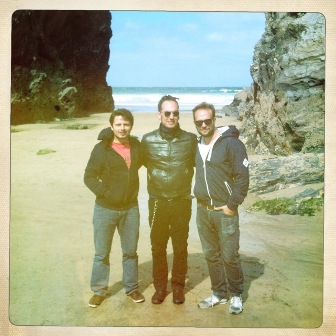 The Razorblades 2012 @ Newquay Beach